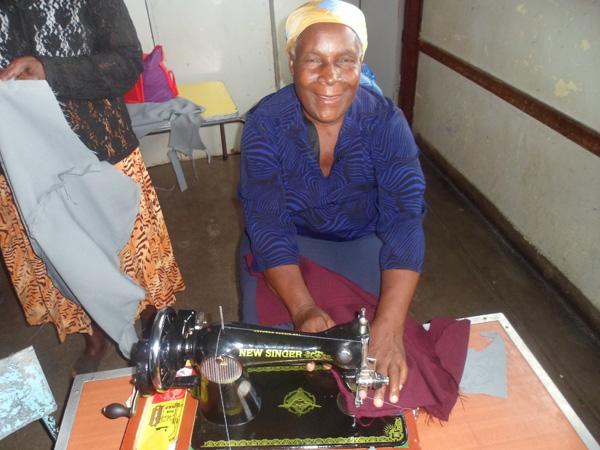 Women from Zimbabwe